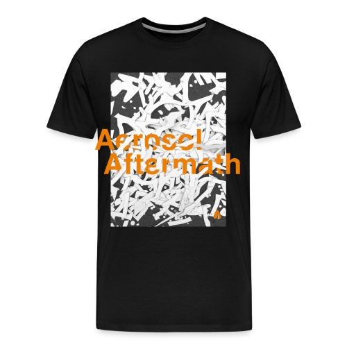 Stancil-Camo - Men's Premium T-Shirt