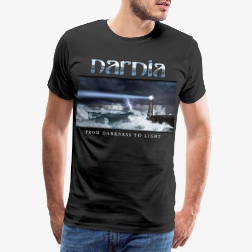 Narnia_FDTL_long_sv_bg - Men's Premium T-Shirt