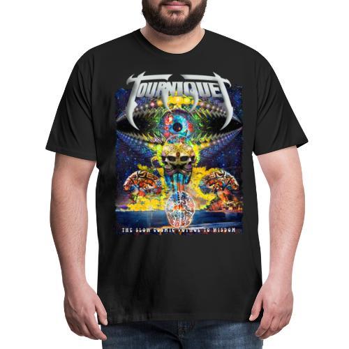 SLOW COSMIC VOYAGE - Männer Premium T-Shirt