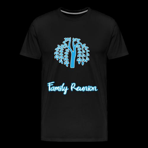 Familientreffen / Reunion 2019 Nachnamen einfügen! - Männer Premium T-Shirt