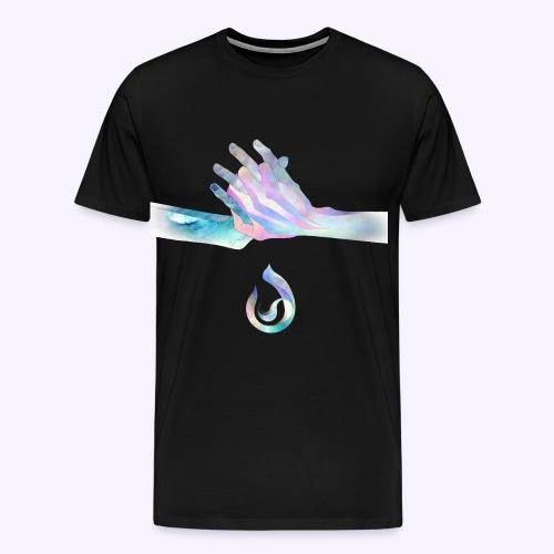 onda - Maglietta Premium da uomo