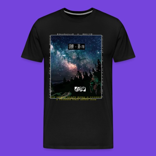 peepers - Männer Premium T-Shirt