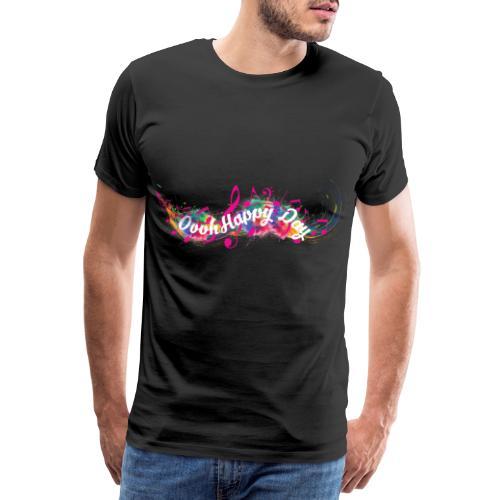 Oh happy day Christliches Kirschenchor T-Shirt - Männer Premium T-Shirt