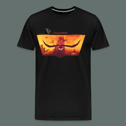 BabyFalconeer - Mannen Premium T-shirt