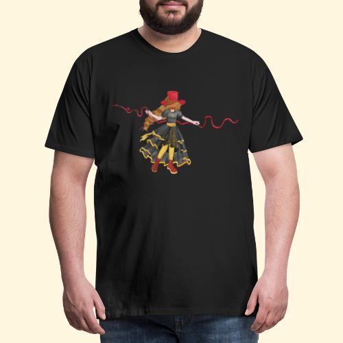 Ladybird - La célèbre uchronaute - T-shirt Premium Homme