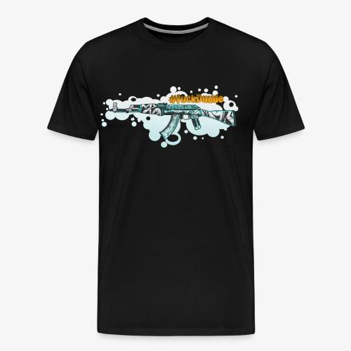 frontside misty - Männer Premium T-Shirt