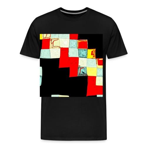 Muster 065 - Männer Premium T-Shirt