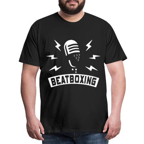 Beatboxing - Männer Premium T-Shirt