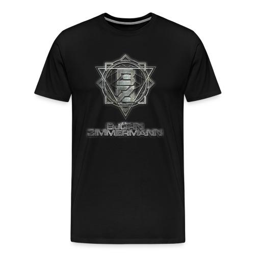 TRANSPARENT BACKGROUND PN - Männer Premium T-Shirt