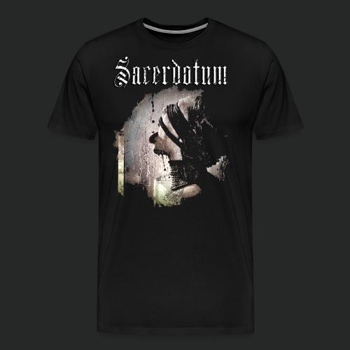 Sacerdotum- Don't Drink the Blood - Men's Premium T-Shirt