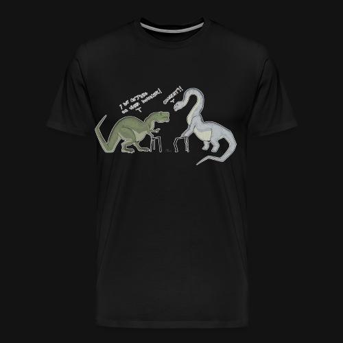 Old dinos - T-shirt Premium Homme