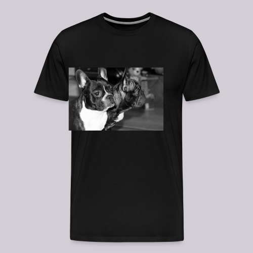 Frenchies - Men's Premium T-Shirt