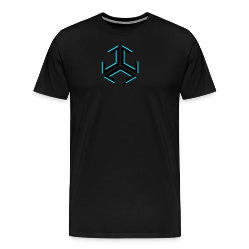 Cube - Camiseta premium hombre