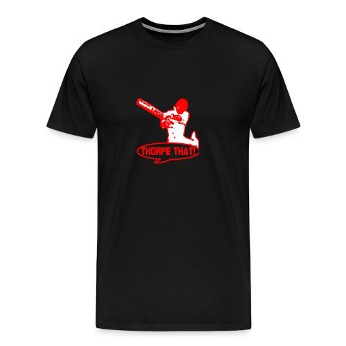 thorpered png - Men's Premium T-Shirt
