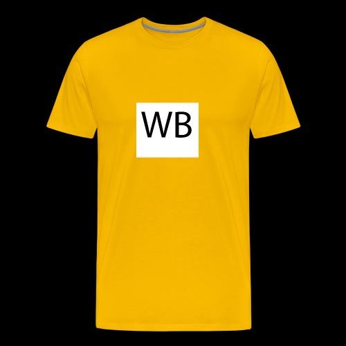 WB Logo - Männer Premium T-Shirt
