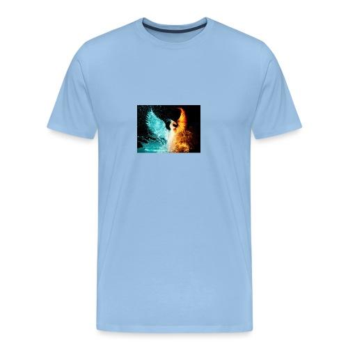 Elemental phoenix - Men's Premium T-Shirt