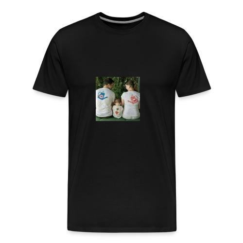make your future !!! - Men's Premium T-Shirt