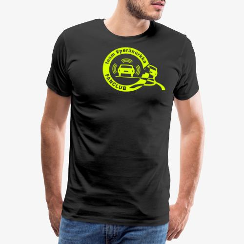 peränurkka fanclub loud - Männer Premium T-Shirt