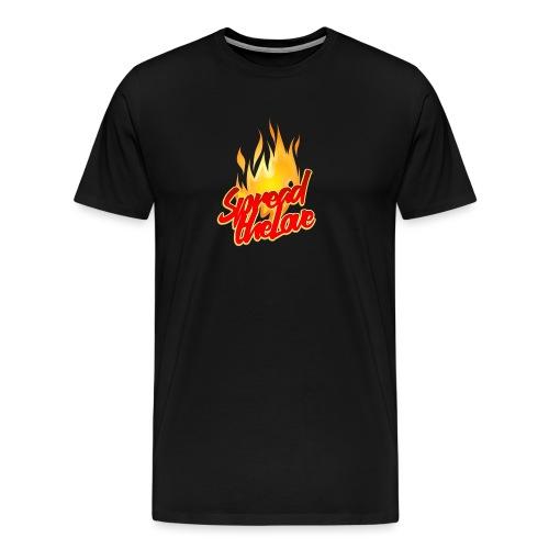 spread png - Maglietta Premium da uomo