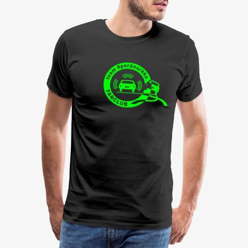 peränurkka fanclub loud - Men's Premium T-Shirt