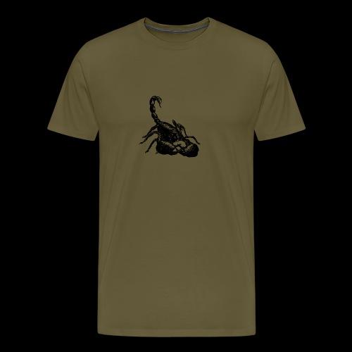 Nether Scorpion - Maglietta Premium da uomo