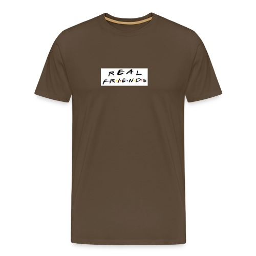 Real freinds - Herre premium T-shirt