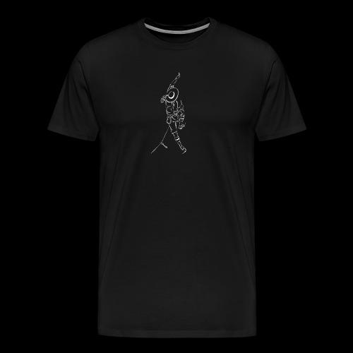 Tiroler Bergsteiger - Maglietta Premium da uomo