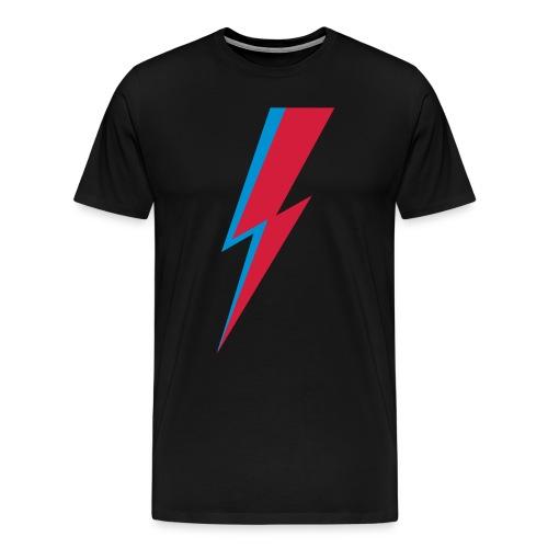 Blitz, Musik, dance, rebel, flash, heroes, comic - Männer Premium T-Shirt