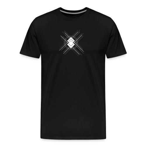 SicHat - TechLogo - Männer Premium T-Shirt