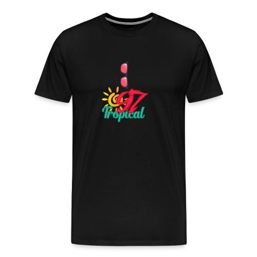 A01 4 - T-shirt Premium Homme