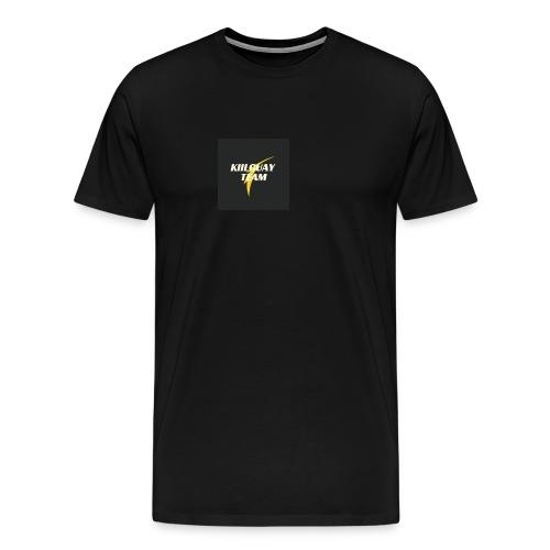 KIILGUAY - Camiseta premium hombre
