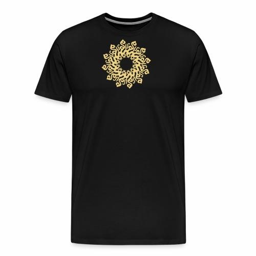 Mandala SOHAM - Männer Premium T-Shirt