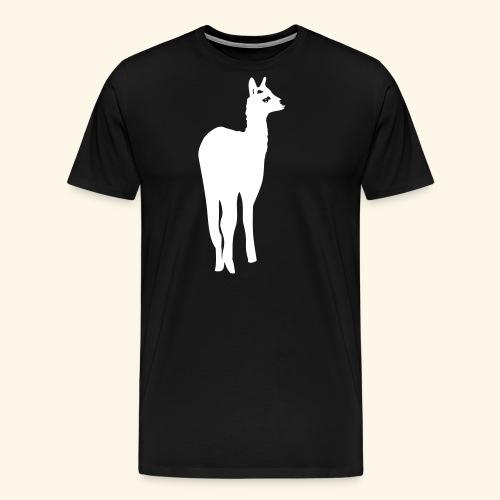 Vigogne (Vector) - T-shirt Premium Homme