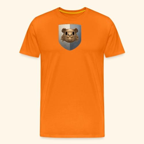 marmottes blason HD - T-shirt Premium Homme