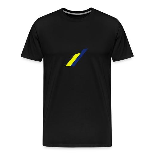 streifen png - Männer Premium T-Shirt
