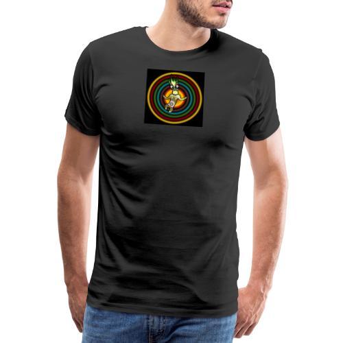 ENVY ENDIVE NERA - Maglietta Premium da uomo