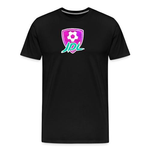 Logotipo del canal de JDL - Camiseta premium hombre