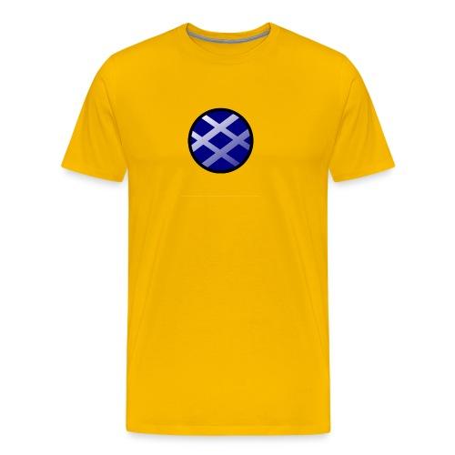 Logo církel - Men's Premium T-Shirt