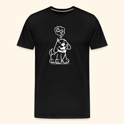 Hund - Männer Premium T-Shirt