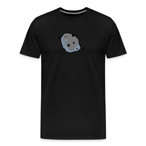 Asteroid - Men's Premium T-Shirt