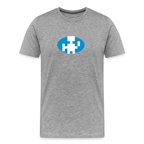 FBF Warrior 8-bit - Men's Premium T-Shirt