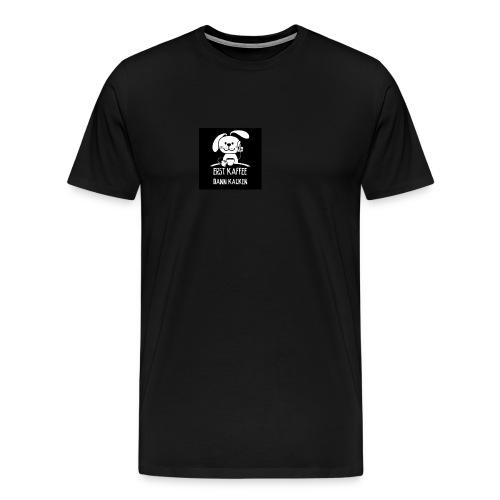 Lustiger Spruch - Männer Premium T-Shirt
