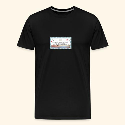 the big embarssing nemesis series youtube - Men's Premium T-Shirt