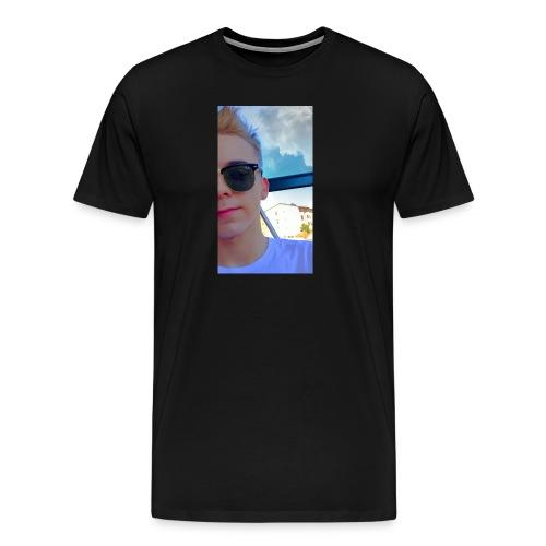 Robin - Premium-T-shirt herr