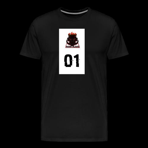 Boar blood 01 - Koszulka męska Premium