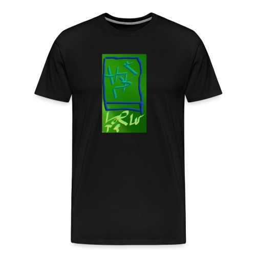 Hg - Männer Premium T-Shirt