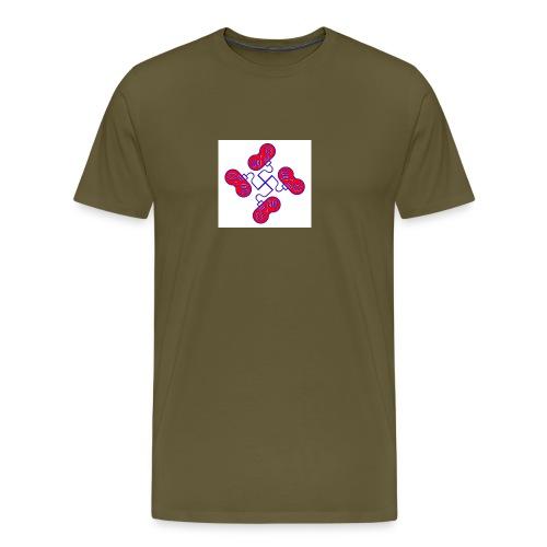 unkeon dunkeon - Miesten premium t-paita