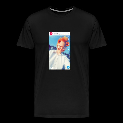 gafywstgfqiwd - Men's Premium T-Shirt