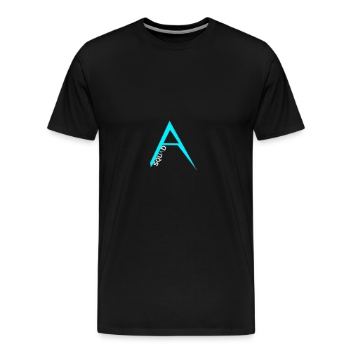 ANGISTEF SQUAD LOGO - Premium-T-shirt herr
