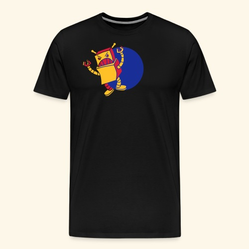 dot - Männer Premium T-Shirt